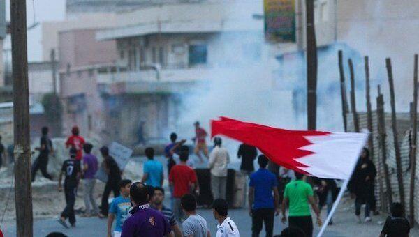 Акции протеста в Бахрейне