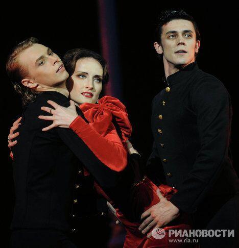 Прогон спектакля Анна Каренина