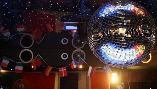 Концерт участников Евровидения-2012