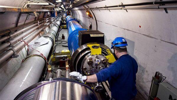 Большой адронный коллайдер. Архив