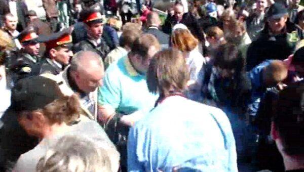 Жириновский на митинге 1 мая