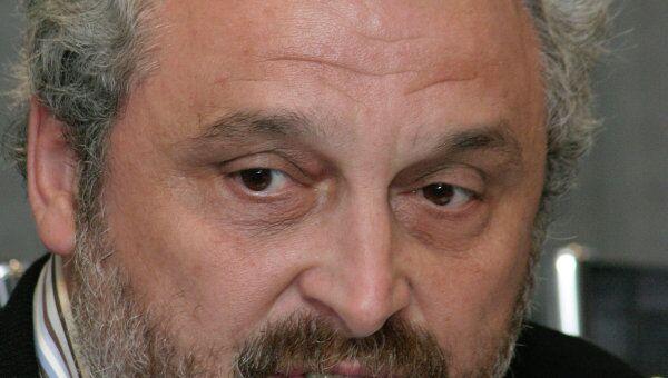 Художественный руководитель Государственного камерного музыкального театра Санкт-Петербург Опера Юрий Александров