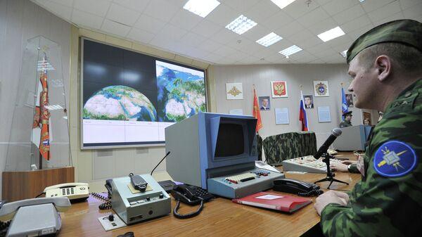 Радиолокационная станция системы ПРО Москвы