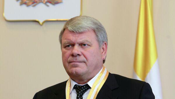 Губернатор Ставропольского края Валерий Зеренков. Архив