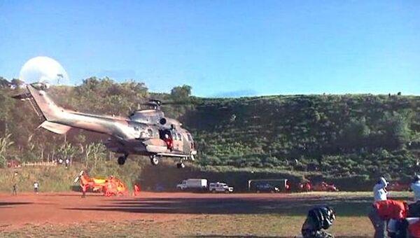 На месте происшествия: гибель детей в ДТП, крушение SSJ-100