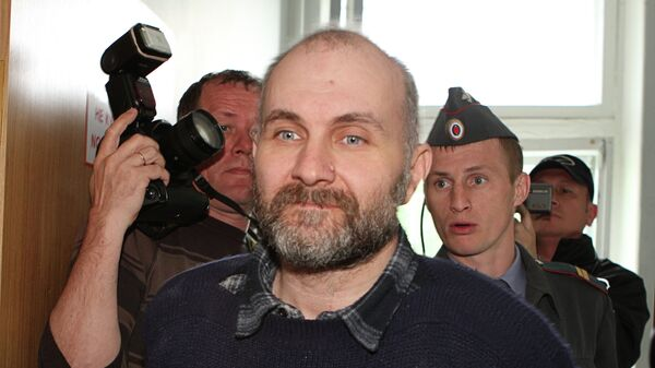 Заседание суда по делу Анатолия Москвина в Нижнем Новгороде. Архивное фото