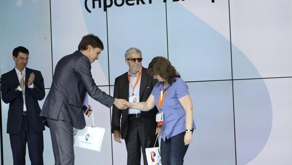 В Москве наградили победителей конкурса Делаем выборы прозрачными