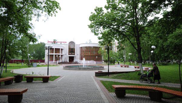 Города России. Железнодорожный. Архивное фото