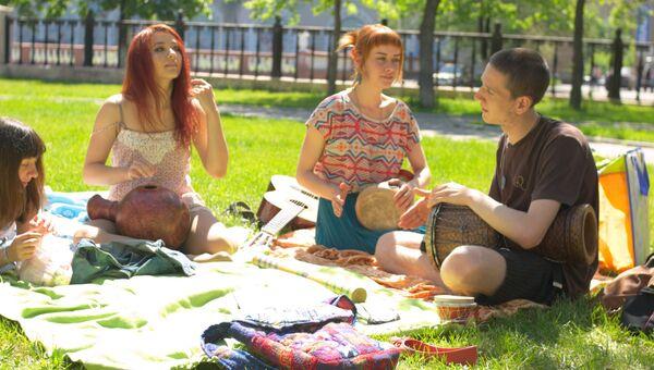 фестиваль Магнитогорск Ъ молодежь искусство