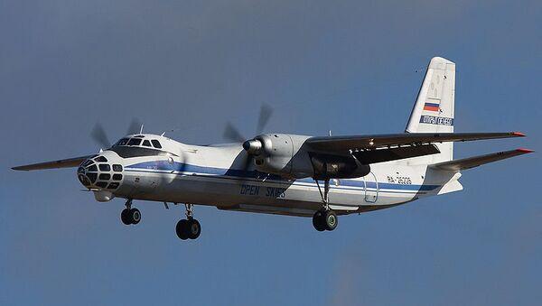 Самолет Ан-30. Архив