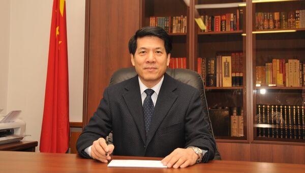 Чрезвычайный и Полномочный Посол КНР в РФ Ли Хуэй