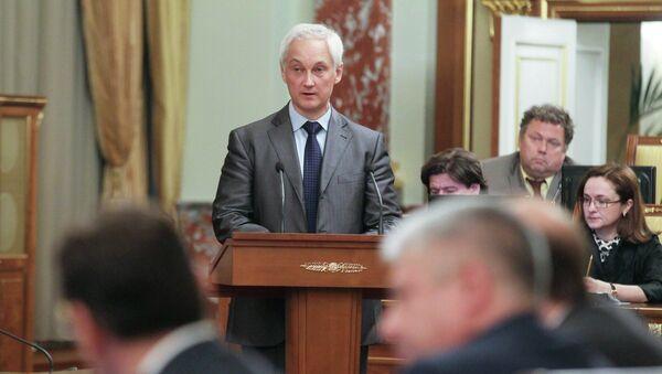 Заседание правительства России 7 июня 2012 г.