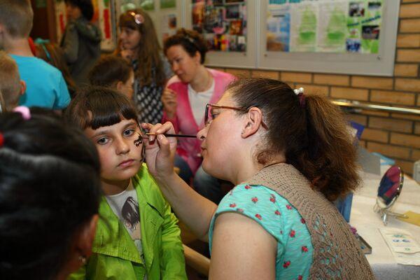 Поверь в мечту: оригами, мыловарение и аквагрим на детском празднике