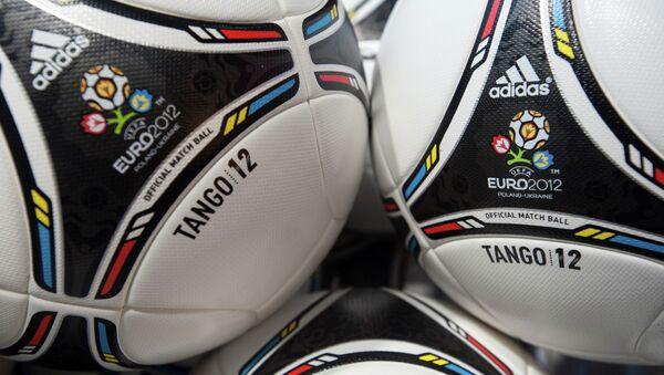 Официальный мяч Евро-2012