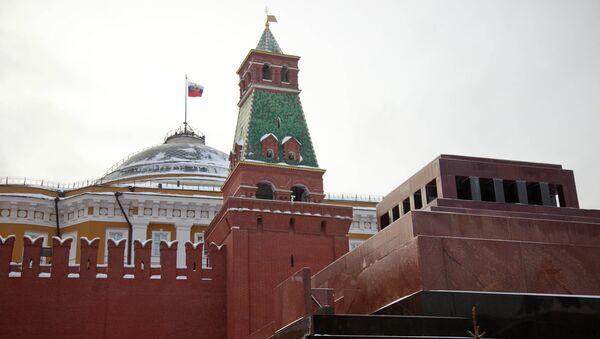 Красная площадь. Архив