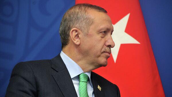 Тайип Эрдоган. Архив