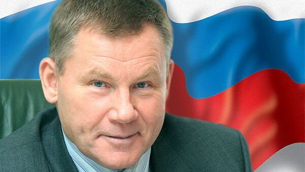 Генеральный директор Сибирского химического комбината Владимир Короткевич