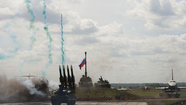Жуковский Московская техника танки