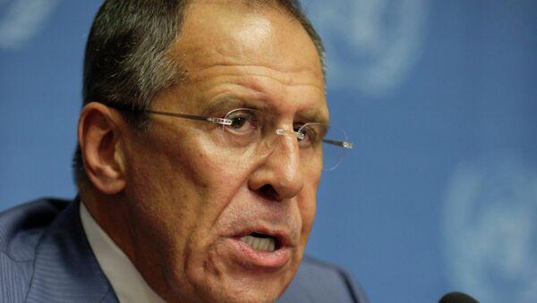 Итоговая пресс-конференция Лаврова по встрече в Женеве