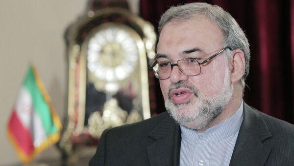 Посол Ирана в России Сейед Махмуд Реза Саджади