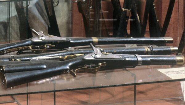 Оружие русской армии XIX века