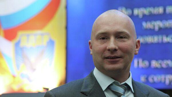 Игорь Лебедев, архивное фото