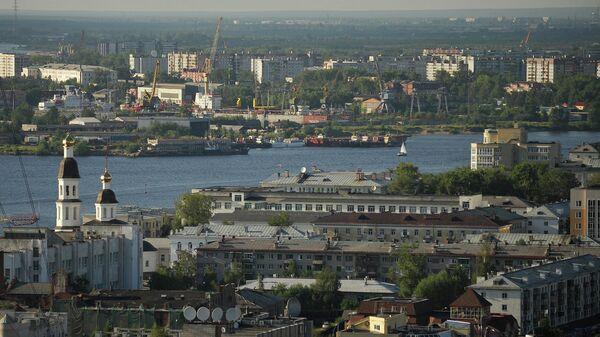 Города России. Архангельск
