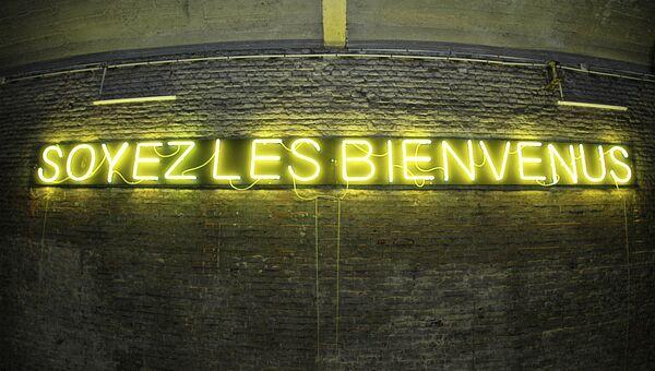 Выставка Фанни Буяги Добро пожаловать (Soyez les bienvenus)