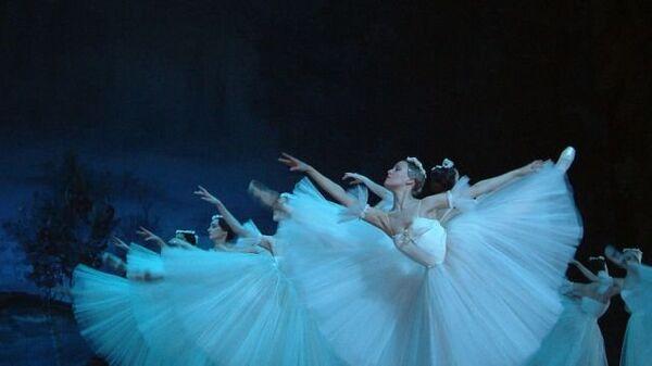 Сцена из балета Жизель, Русский национальный балет Сергея Радченко