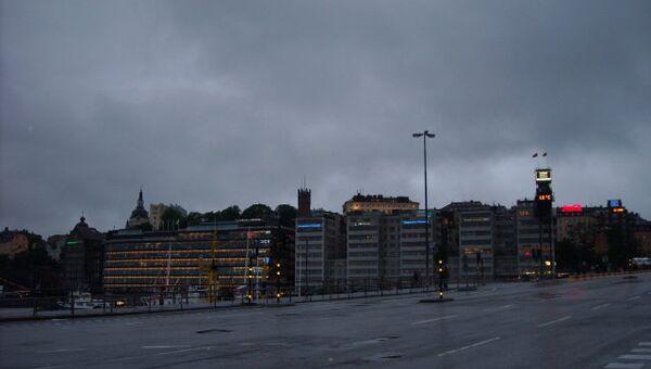 Стокгольм, Швеция. Архив