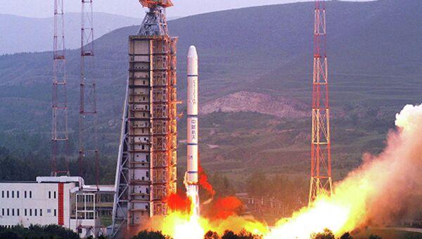 Китайская ракета. Архивное фото
