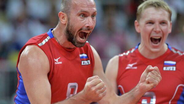 ОИ - 2012. Волейбол. Мужчины. Матч Польша - Россия