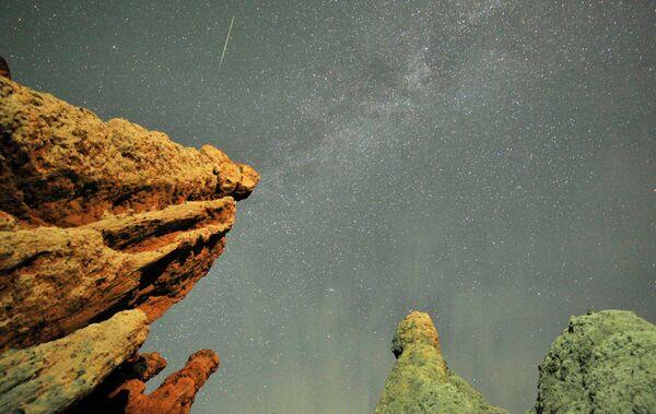 Метеорный поток Персеиды