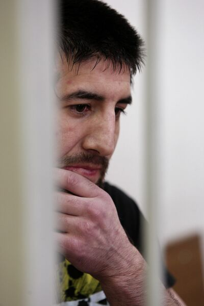 Заседание суда по делу Р. Мирзаева