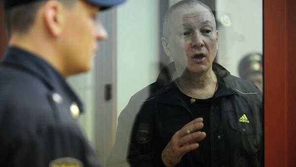 Заседание суда по делу Виктора Контеева