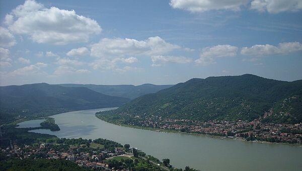 Дунай. Архивное фото