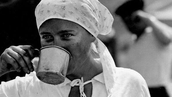 Кадр со сьемок фильма История Аси Клячиной, которая любила, да не вышла замуж (1966)