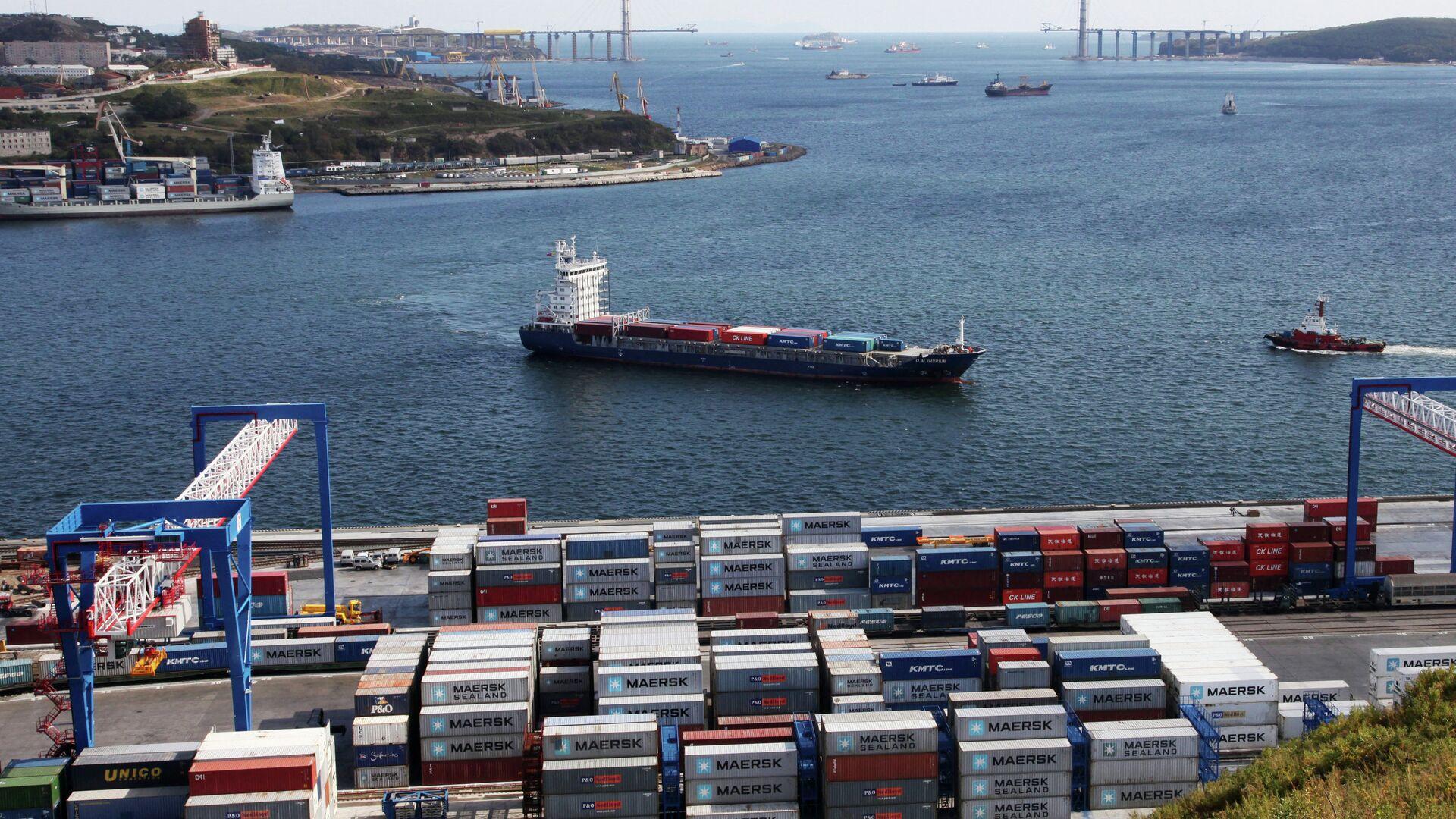Китай перевез по Севморпути в 2020 году более 160 тысяч тонн грузов