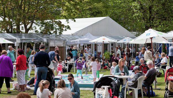 Эдинбургский книжный фестиваль