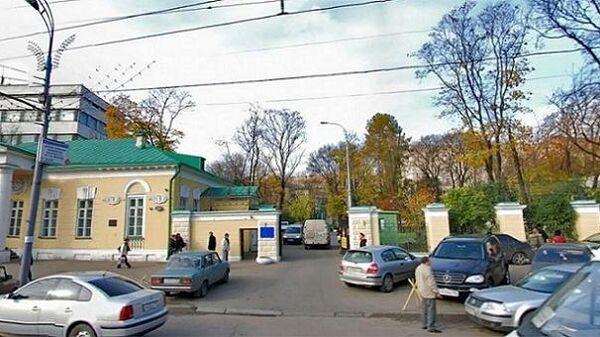 Детская городская клиническая больница № 13 им. Н.Ф. Филатова