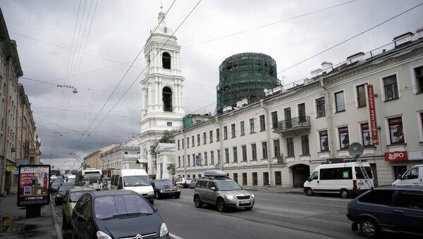 Из храма в Санкт-Петербурге украли мощи святых