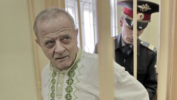 Заседание суда по делу Владимира Квачкова. Архивное фото
