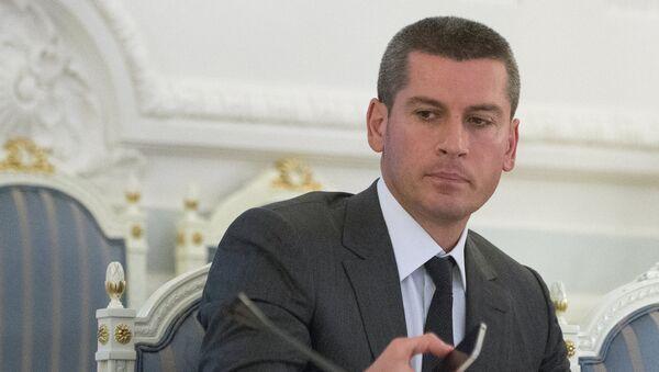 Председатель совета директоров группы Сумма Зиявудин Магомедов
