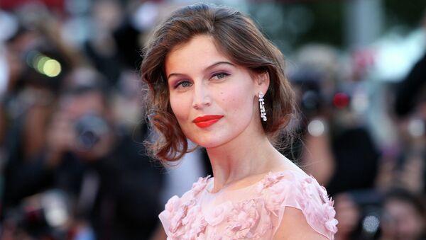 Французская актриса Летиция Каста. Архивное фото