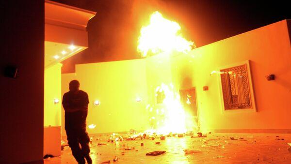 США восстановливают порядок после атаки на консульство в Ливии