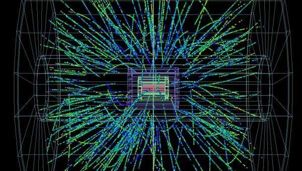 Столкновения ионов свинца и протонов в Большом адронном коллайдере с точки зрения детектора ALICE