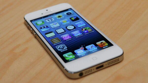 Смартфон нового поколения iPhone 5