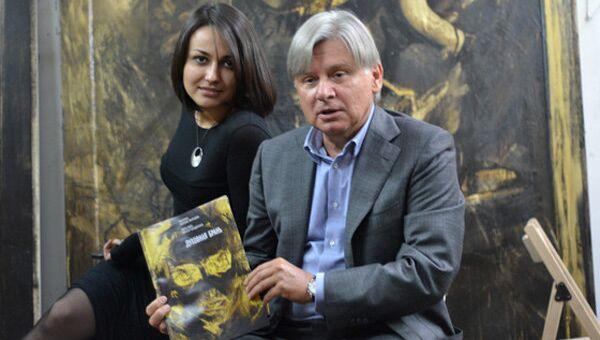 Евгения Мальцева и Виктор Бондаренко