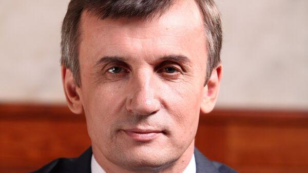 Генеральный директор ОАО «Адмиралтейские верфи» Александр Бузаков. Архивное фото