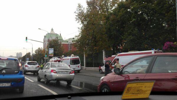 ДТП на Минской улице